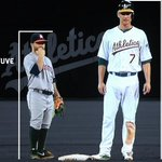 This is happening at first base in Oakland #astros http://t.co/fAzmZ9UmIH