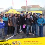 Thanks for showing the @ECRBreakfast some Love Newcastle #ECRBreakfastTour http://t.co/5WCTZB11GY