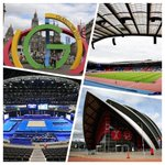 The @Glasgow2014 Commonwealth Games get underway this evening and Glasgow is ready to go - are you? #CWG2014 http://t.co/KJ2CmHsWzG