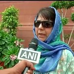 Not just about employee being Muslim,even if he was a Hindu,behaviour of Shiv Sena MPs is unacceptable-Mehbooba Mufti http://t.co/NlHim0fY8y