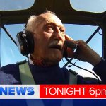 RT @9NewsBrisbane: What do you want to do on your 95th birthday? This WW2 veteran only had one wish... @seanpower9 reports in #9NewsAt6 http://t.co/LCNzoxmHkq