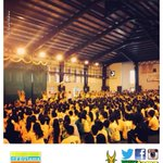 FEU Diliman gets ready for #UAAP77 High School Season. FEU-Diliman Pep Rally is happening today. Enjoy Baby Tams! ???????????? http://t.co/h3Rnng0OXT