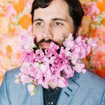 If you have a beard, use the lovely weather as an excuse to indulge in a new floral trend http://t.co/qwAJMIiY5n http://t.co/RZdhD3RY8P