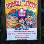 RT @NewDadBigDaddy: Mr. Punch to appear on Kelsey Park dads! #newdads #beckenham #BeckBromFL http://t.co/WxzB6yTUe3