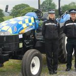 Welsh police have a new weapon in their fight against crime - a tractor http://t.co/ufmUbS2Nej http://t.co/SEEv4Ae3k6