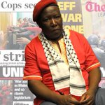 RT @News24: VIDEO | Newspaper front pages focus on the clash between EFF members and riot police. Watch: http://t.co/ZoB6K8WEB9 http://t.co/kCviP4zWpB