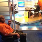 Let the ESPN Car Wash begin! Charlie Strong getting ready to join Mike & Mike lat 8:30 am Central. #ESPNBig12 http://t.co/c0B89o4nN9