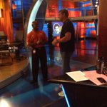 Up next, Charlie Strong and Mike & Mike on ESPN #ESPNBig12 http://t.co/Bg3vnARh2W