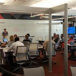 #1mcedu teacher community growing each week. Join us every Wed @KauffmanLabs 8-9am before @1MillionCupsKC #1MC. http://t.co/a4Q4ptp0pJ