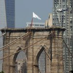 Brooklyn Bridge flag swap remains a mystery for now http://t.co/fKMpCfYw2k http://t.co/hn6g2e2tjO