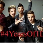 RT @SonyMusicUK: WOW, cant believe @OneDirection have been with us for 4 years! #4YearsOf1D http://t.co/HcxgOQxHrX