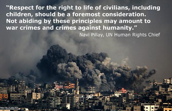 UN #HumanRights Chief Pillay's full speech to @UN_HRC special session on #OPT: http://t.co/2hi9LA7HPl http://t.co/AdyWtBwfYA