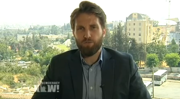 Watch @nathanthrall on @democracynow discussing how the west chose war in Gaza http://t.co/s6vVCAm3MT http://t.co/sybQQOXeTl