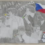 RT @siaranka: My draw of @onedirection to #4YearsOfOneDirection #1DCreate http://t.co/EfeIGlJDX8