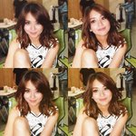 """@jayweehair: Quick & fun shoot w/ this fresh face from London! Thanks @bernardokath ♥ #makeupbydeniseochoa http://t.co/GXRzyBS7mM"""