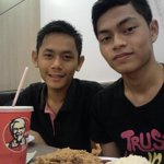 iftar with my best buddy @izwanbajuri . Happy iftar guys http://t.co/CHkOl7Du7h