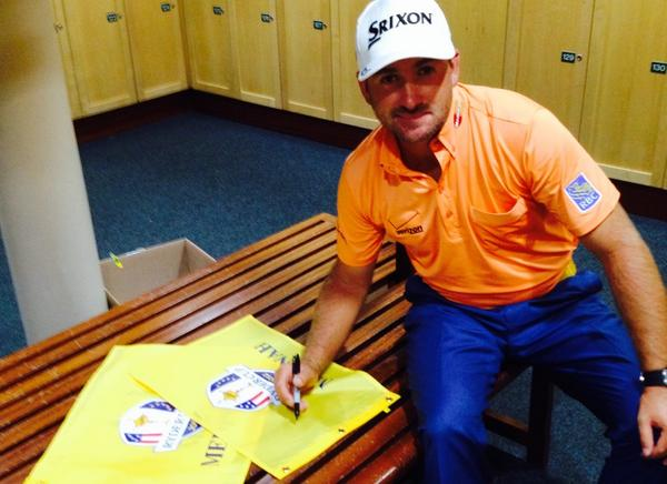 Retweet to win 1 of 3 signed Ryder Cup flags from Medinah! #RBCMcDowell #RBCGolf4Kids http://t.co/sxsUqubPYX