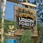 Top tip for the weekend: head to the amazing #KopparbergForest for delicious food, drink & live music http://t.co/8er7z0ak4j #London