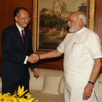 RT @PMOIndia: Mr. Jim Yong Kim, President, @WorldBank called on PM @narendramodi http://t.co/drCyeNa3xK
