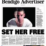 SNEAK PEEK: Day 5 of Jade Pooles manslaughter trial in #Bendigo and @glennoshea1 eyes gold at the #CommonwealthGames http://t.co/5b5OaVQuAl