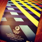 Were loving the #2014Ceremony Programme! Available to buy for £10 at the Opening Ceremony. http://t.co/nwF7yqMBen