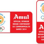 RT @Amul_Coop: Glasgow 2014 Commonwealth Games, 20th edition, starts today. All the best to our contingent of 224 athletes #India http://t.co/SpKufUAGnn