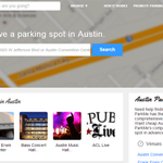 RT @Maxavenue_RE: #Austin partners with @ParkMe which displays a heat map of available parking http://t.co/XiXBTDsX8G http://t.co/mD7yFdt9o1