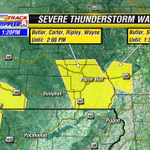 Severe TStorm Warnings #arwx #mowx http://t.co/4OH4GY0CkF