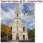 RT @DowntownRoc: Open the Gates event 8/1, 7:00-10:00 PM, St. Joseph's Park. #roc #free http://t.co/lnvtyC2qeW @LandmarkSociety http://t.co/uu1Ytobi3E