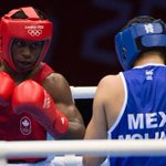 Also in action at @Glasgow2014 games: Dartmouth boxer @CustioClayton, fighting in the Mens Welterweight division. http://t.co/0lPZrDvGOd