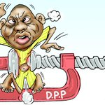 RT @DailyMonitor: The DPP has sanctioned 69 new charges against OPMs Geoffrey Kazinda. A @chrisatuk #Cartoon http://t.co/QabsYWETnN