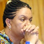 Hannah Tetteh after seeing her sons exploits. http://t.co/7x4f6onC1L