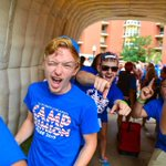 #OKUSession campers: Welcome to #OU! Have a blast this week @CampCrimson! http://t.co/8wXbU3Sc0h