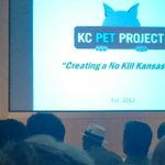 RT @subbob: Next up, Tory Fugate of @KCPetProject talks about their no kill shelter @1MillionCupsKC #1MC http://t.co/M91yNMI7UX