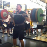RT @BR_CFB: VIDEO: Iowa OT Brandon Scherff shows off by doing 443-lb cleans. http://t.co/xJ7PTUnutR http://t.co/aOdYsxDmxi