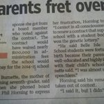 Do Oklahoma City Public Schools board members punish student whose parents are involved in their education? http://t.co/SK040JBOwy