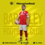 RT @bfc_official: Welcome to Oakwell @Winnall19 #WelcomeSamWinnall http://t.co/o2wwboKwkP http://t.co/5E202RmBvL