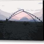 "New artwork for sale! - ""Sunset From Camp Afghanistan"" - http://t.co/RuM5lb9jLO @fineartamerica http://t.co/xoG8gTu3Bv"