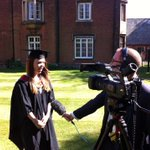 RT @ShootingStarPR: @raceyjadeski is being interviewed for @looknorthbbc @bgulincoln #graduation #fellowship http://t.co/564lzuqAKB