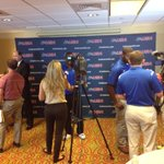 RT @LATechFB: North Louisiana media outlets interviewing all three of @LATechFBs representatives #WeAreLATech #CUSAFB http://t.co/xh5OXE4qw4