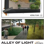 Alley of Light Pocket Park redevelopment moves ahead this month. See the full update http://t.co/ujFpFMcUjd #yegdt http://t.co/ufyq4LNQAT