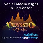 RT @Cavalia: Todays Social Media Night in #Edmonton! Join us at 6pm MST and follow the fun: http://t.co/lXVY26XidP #OdysseoYEG http://t.co/BuCJL6DIAh