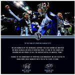 """@SportingKC: A special message from #SportingKCs @MattBesler and @gzusi in todays @KCStar. http://t.co/QsBA6CtGbZ"" Ultimate Class!"