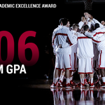 #Sooners were 1 of 28 Division I teams (3 Big 12) to post 3.0/higher cumulative GPA in 2013-14. Honored by @NABC1927. http://t.co/vPDQLOniCD