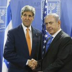 RT @Dharapak: Sec of State @JohnKerry and Netanyahu meet in Tel Aviv via @AP http://t.co/hZjKhyB68W