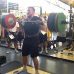 RT @BleacherReport: VIDEO: An Iowa OL makes a 443-pound hang clean look easy http://t.co/jnvlqVDPGX http://t.co/RmXVUd2ICb