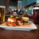 RT @DeluxBB: Beer+Burgers+Patio=Deluxicious Suds N Slider day $5 draught beer $3 sliders #greatdeals #yegbeer #yegfood http://t.co/rqR8twEIGl