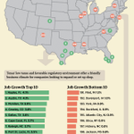 RT @Forbes: The metro areas expected to have the fastest & slowest employment growth through 2016: http://t.co/OfnWZooYik http://t.co/FJjTv2dhx6