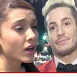 """@TMZ: Why is Ariana Grande hiding her grandpas death from her brother, Frankie? http://t.co/HCWqkbfq9y http://t.co/Mg3ONj1bMz""disrespectful"