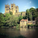 RT @NE__Photography: Another scorcher in @ThisisDurham today another day admiring @durhamcathedral http://t.co/D7sQEitcq0